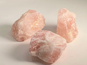 Rose Quartz Chunk (Raw)