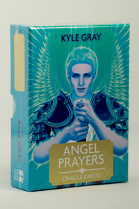 Angel Prayers Oracle Deck