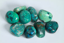 Load image into Gallery viewer, Chrysocolla - Tumbled