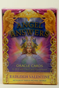 Angel Answers Oracle Cards