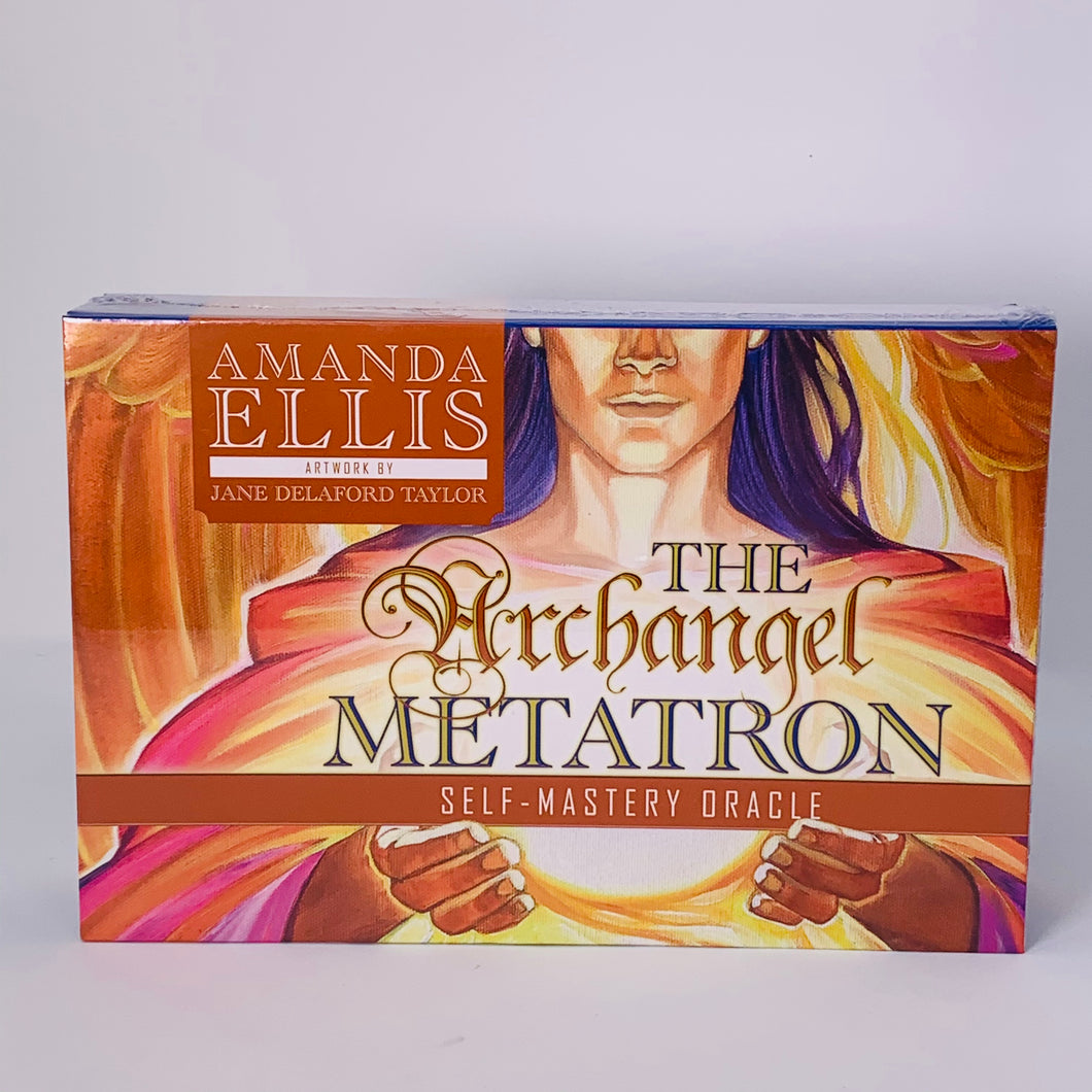 Archangel Metatron Self Mastery Oracle Deck