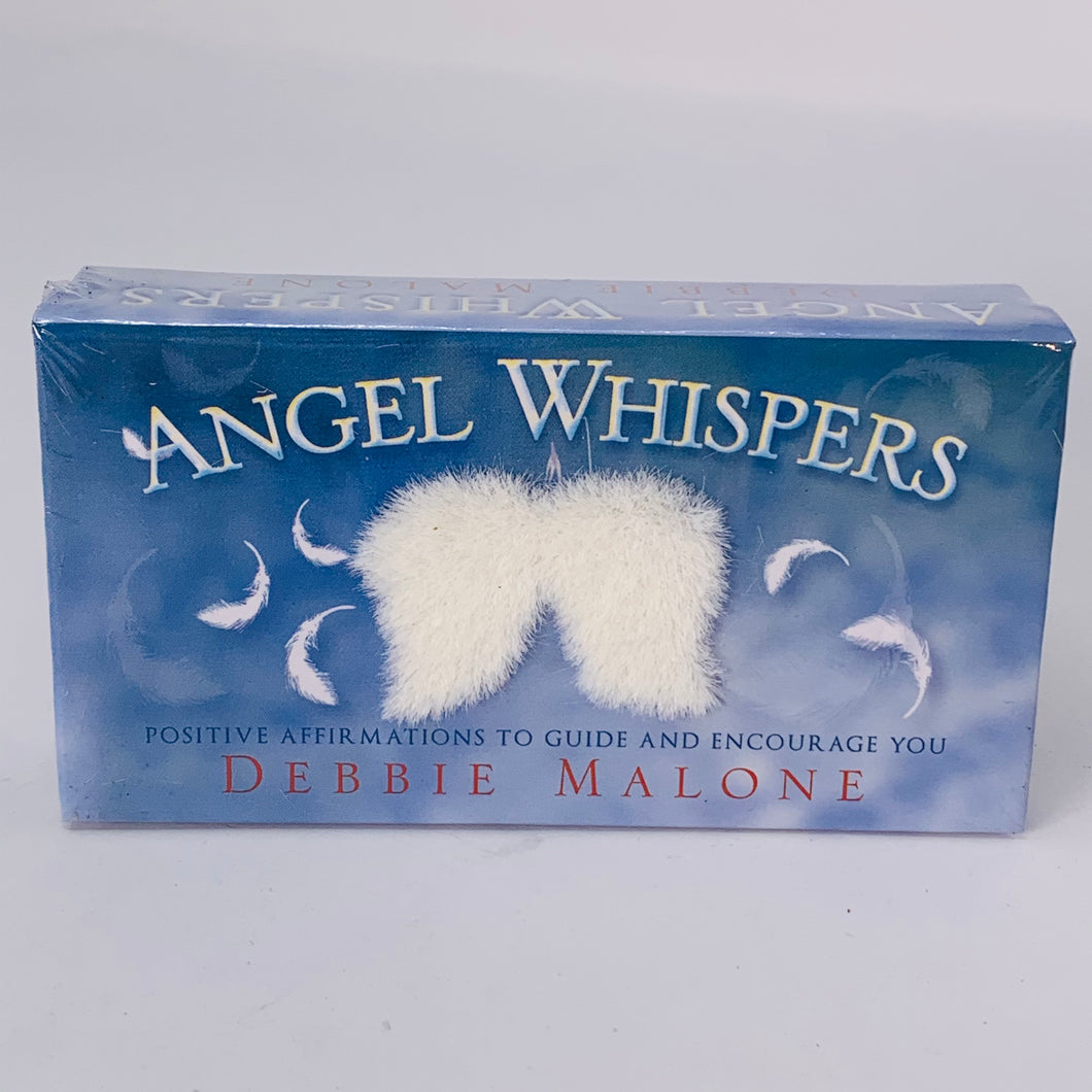 Angel Whispers Affirmation Cards
