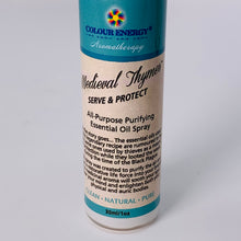 Load image into Gallery viewer, Medieval Thymes Purifying Essential Oil Spray - 30ml (Travel Size)