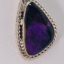 Load image into Gallery viewer, Pendant - Sugilite