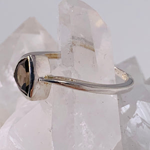 Ring - Smoky Quartz Size 8