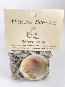 Herbal Scents - Herbs & Ceremonial Tobacco