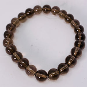 Bracelet - Smoky Quartz 8mm