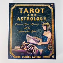 Load image into Gallery viewer, Tarot and Astrology by Corrine Kenner