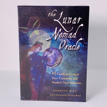 Load image into Gallery viewer, The Lunar Nomad Oracle Deck