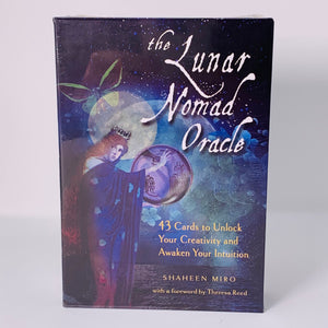 The Lunar Nomad Oracle Deck