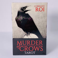 Load image into Gallery viewer, Murder of Crows Tarot