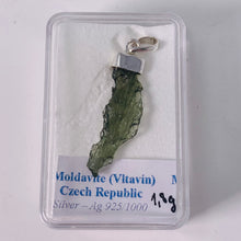 Load image into Gallery viewer, Pendant - Moldavite
