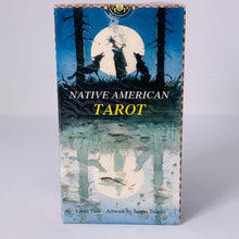 Load image into Gallery viewer, Native American Tarot by Laura Tuan