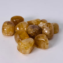 Load image into Gallery viewer, Honey Calcite - Tumbled