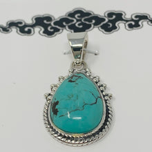 Load image into Gallery viewer, Pendant - Turquoise