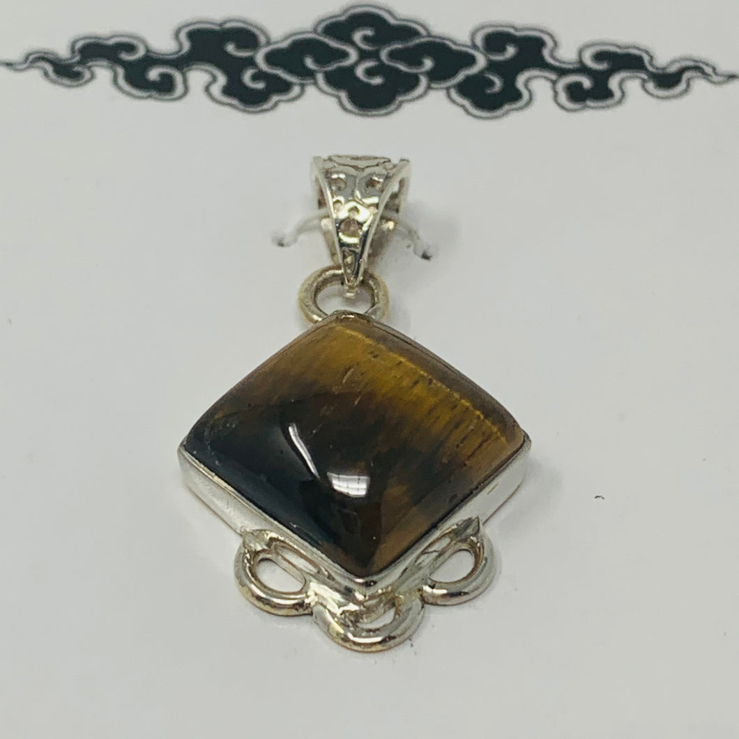 Pendant - Tigers Eye