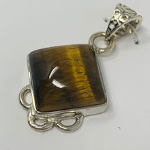 Load image into Gallery viewer, Pendant - Tigers Eye