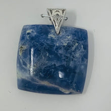 Load image into Gallery viewer, Pendant - Sodalite