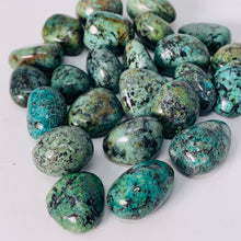 Load image into Gallery viewer, African Turquoise Jasper (small) - Tumbled