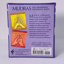 Load image into Gallery viewer, Mudras for Awakening the Energy Body
