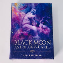 Load image into Gallery viewer, Black Moon Astrology Cards
