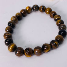 Load image into Gallery viewer, Bracelet - Tigers Eye 8mm