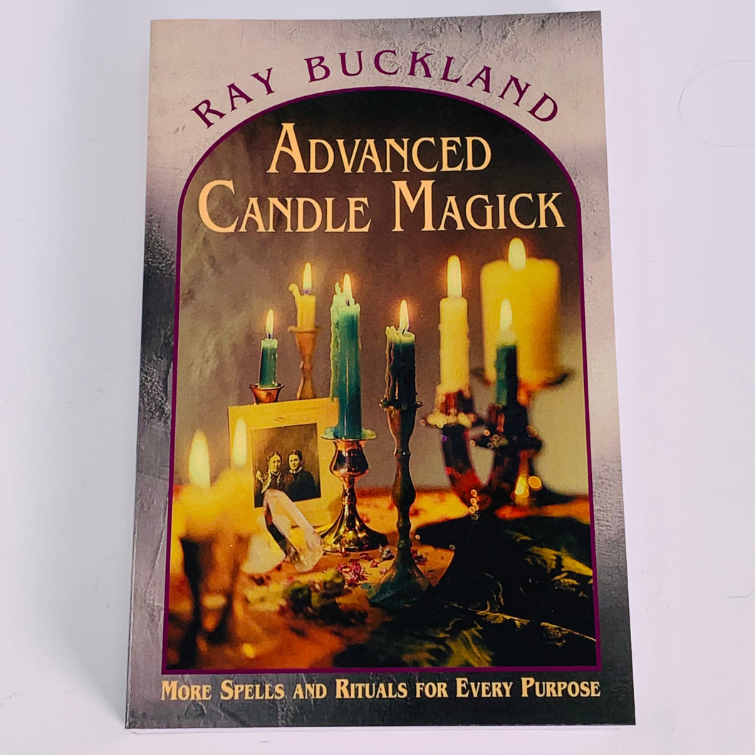 Advanced Candle Magick by Ray Buckland