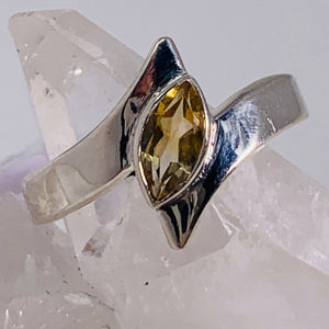 Ring - Citrine Size 9