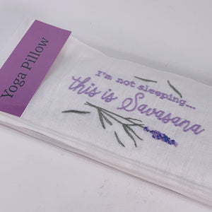 Lavender Yoga Pillow (2 variants)