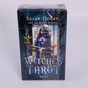 Witches Tarot Mini Deck