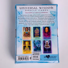 Load image into Gallery viewer, Universal Wisdom Oracle Cards