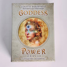 Load image into Gallery viewer, Goddess Power Oracle