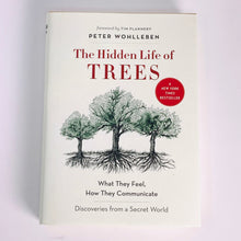 Load image into Gallery viewer, The Hidden Life of Trees (Hardcover)