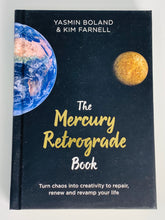Load image into Gallery viewer, The Mercury Retrograde Book (Hardcover)