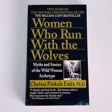 Load image into Gallery viewer, Women Who Run With the Wolves