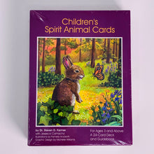 Load image into Gallery viewer, Children's Spirit Animal Cards