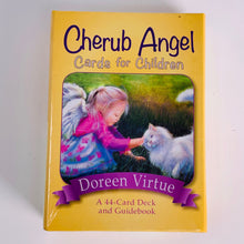 Load image into Gallery viewer, Cherub Angel Cards for Children
