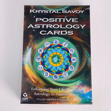 Load image into Gallery viewer, Positive Astrology Cards