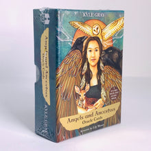 Load image into Gallery viewer, Angels and Ancestors Oracle Cards