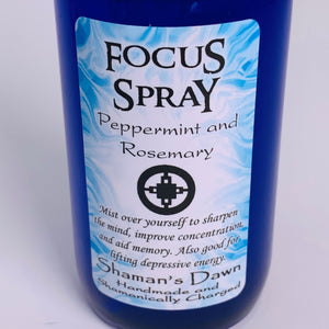 Energy Clearing Spray - Focus