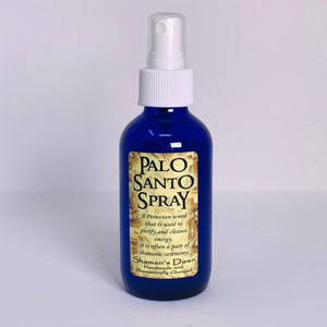 Palo Santo Energy Clearing Spray