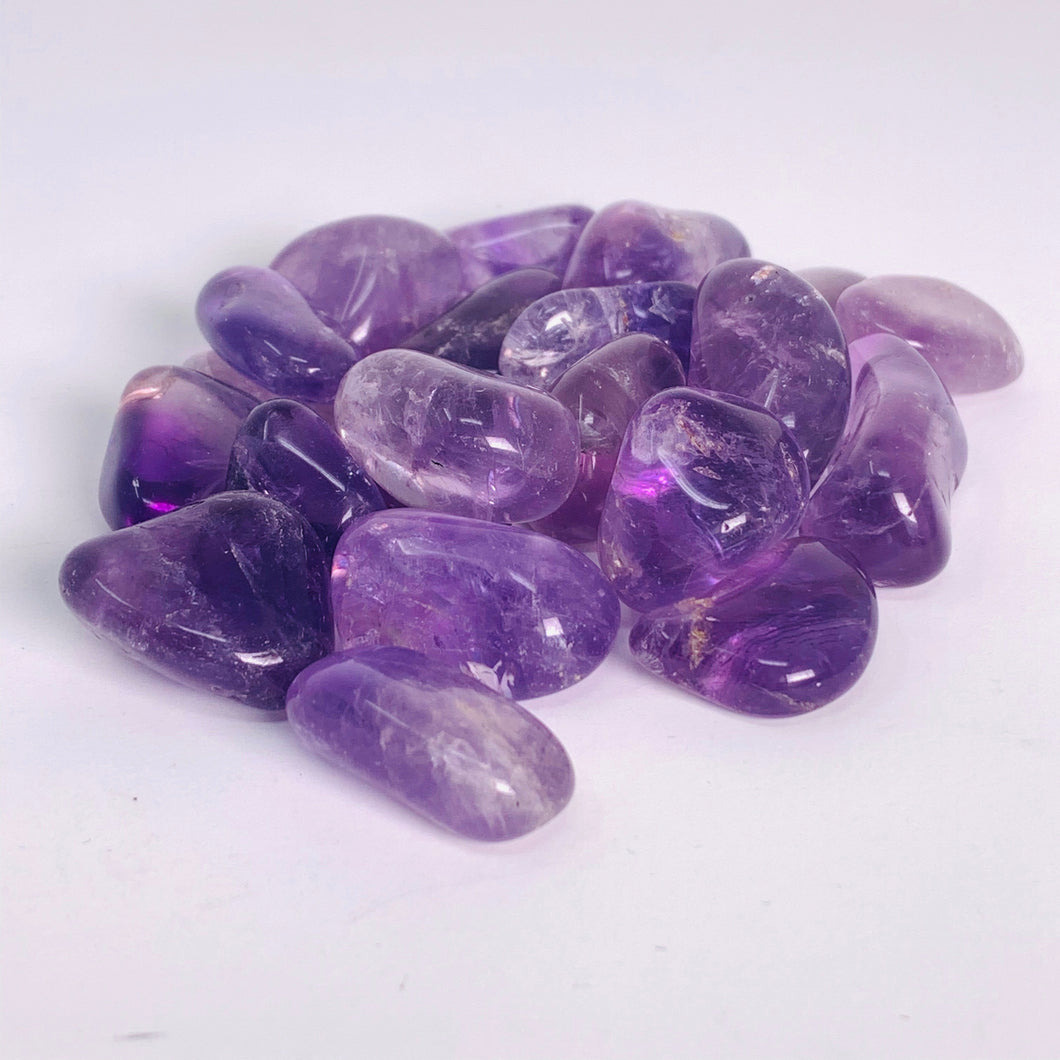 Amethyst - Tumbled (Brazil) (2 sizes)
