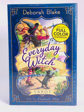 Load image into Gallery viewer, The Everyday Witch Tarot Set