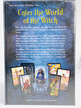 Load image into Gallery viewer, Witches Tarot Set