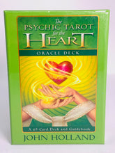 Load image into Gallery viewer, Psychic Tarot for the Heart