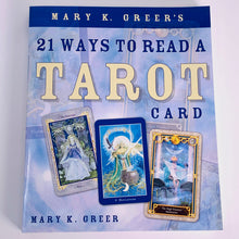 Load image into Gallery viewer, 21 Ways to Read a Tarot Card