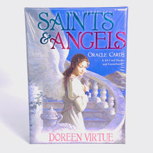 Load image into Gallery viewer, Saints & Angels Oracle Cards