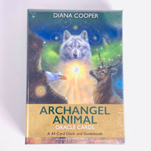 Load image into Gallery viewer, Archangel Animal Oracle
