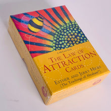 Load image into Gallery viewer, The Law of Attraction Cards