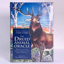 Load image into Gallery viewer, The Druid Animal Oracle